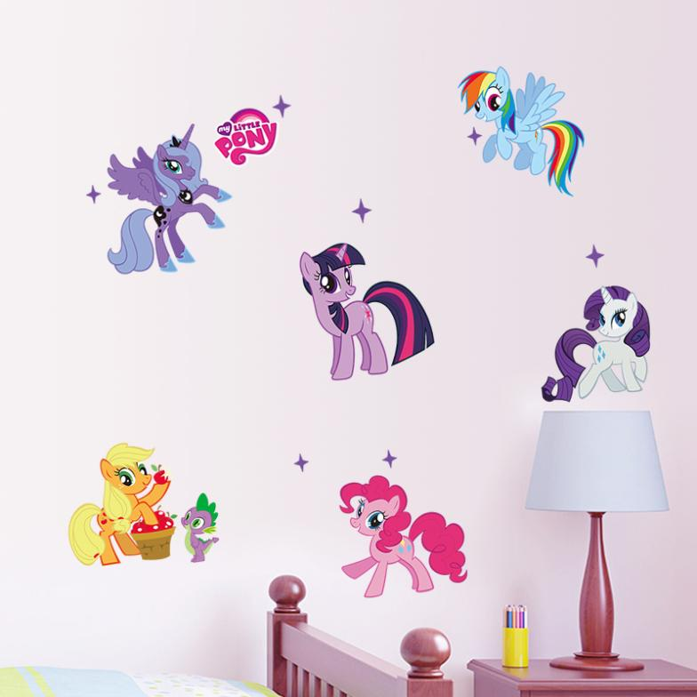 Dekorace My little pony